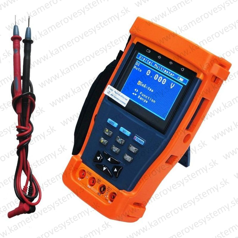 "CCTV Tester 3,5"" TFT LCD ACT895"